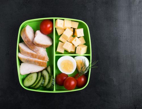9 полезных белковых перекусов для похудения