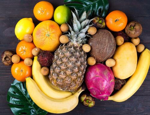 10 продуктов с высоким содержанием витамина С