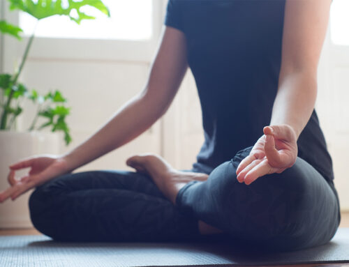 Утренняя йога вместо зарядки