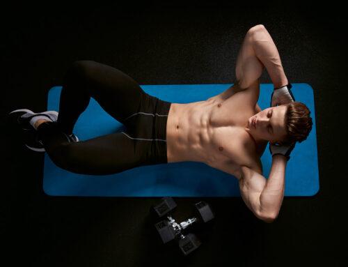 10 эффективных упражнений для прокачки нижнего пресса