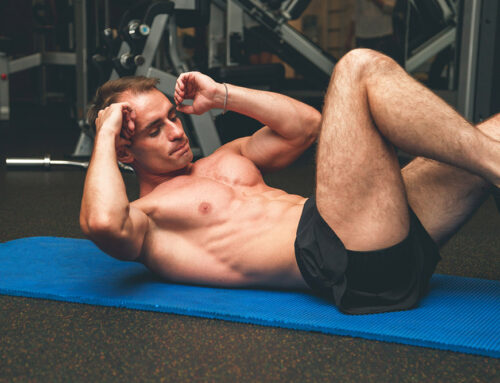 Косые мышцы живота — как накачать?