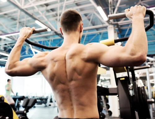 Комплекс упражнений на поясницу и низ спины