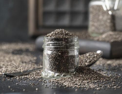 Вкусные и полезные блюда с семенами чиа