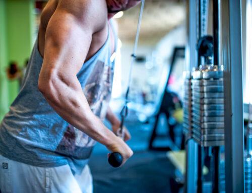 Эффективные упражнения на трицепс